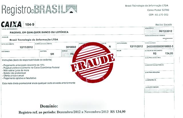 registro brasil