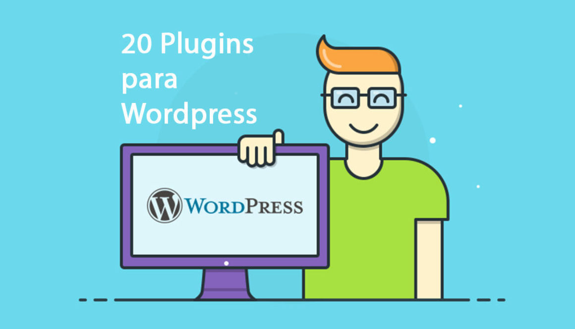 20-plugins-essenciais-wordpress