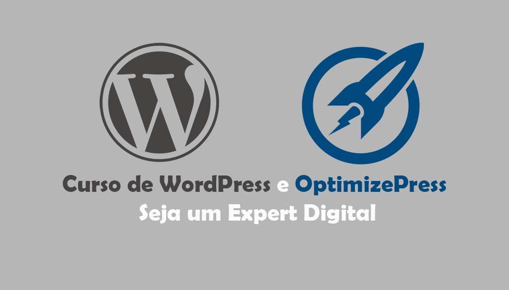 Curso -WordPress-OptimizePress criação de sites