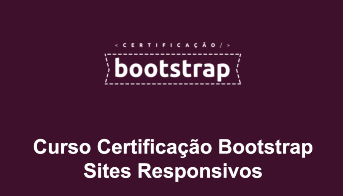 Curso-Certificação-Bootstrap-Sites-Responsivos
