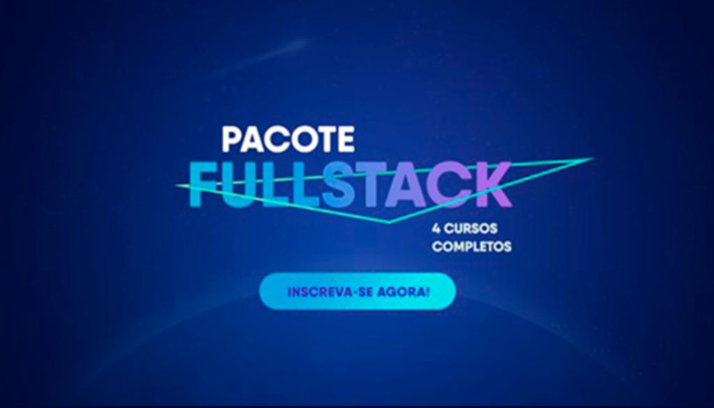 Pacote-Full-Stack
