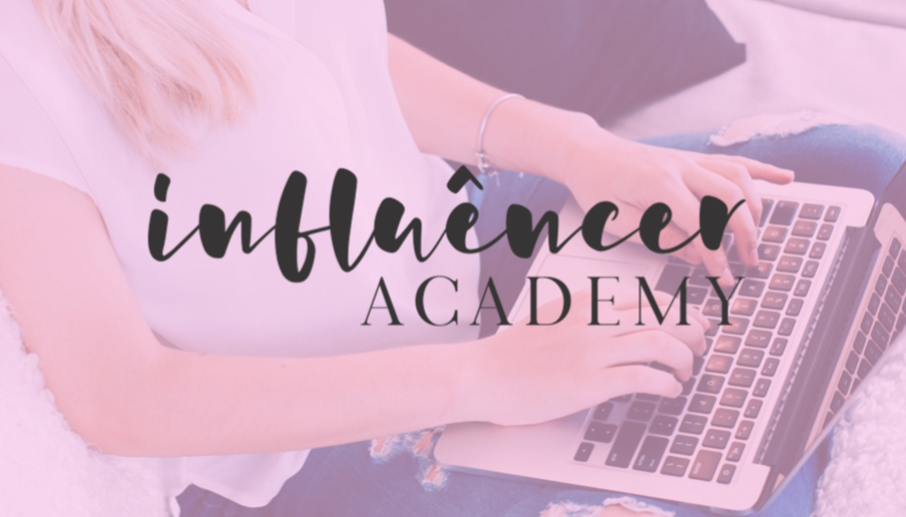 Influencer academy instagram