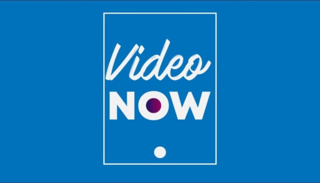 vídeo-now-edição