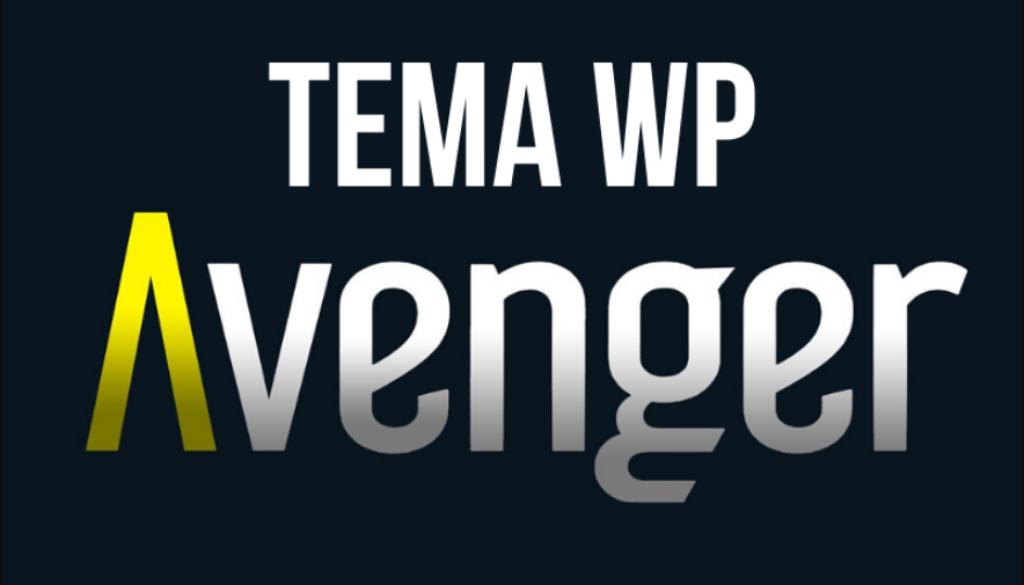 tema-wp-avenger
